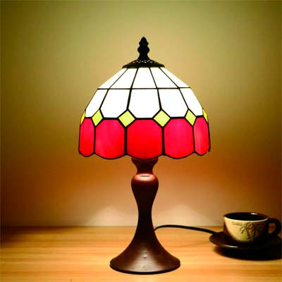 Comprar Lámpara de estilo Tiffany de mesa sencillas