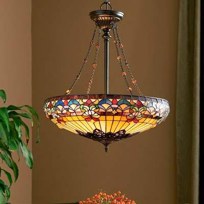 Comprar Lamparas estilo Tiffany de techo